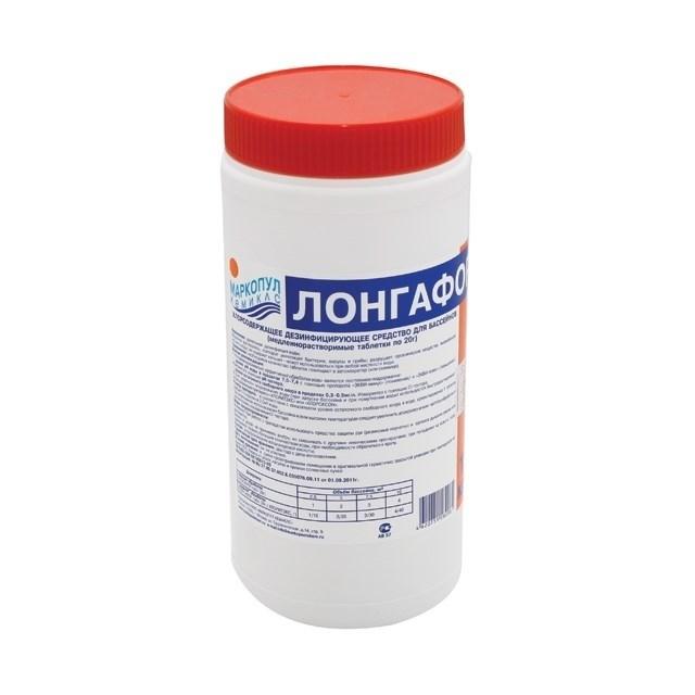 Лонгафор 200 гр. таблетки