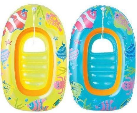 Надувная лодочка Рыбки BestWay 34036