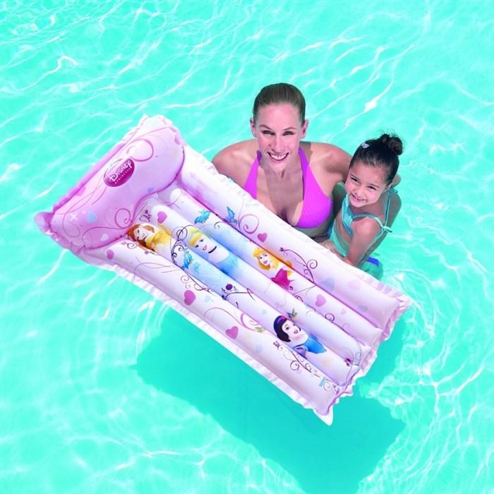 Матрас для плавания надувной Принцесса BestWay 91045