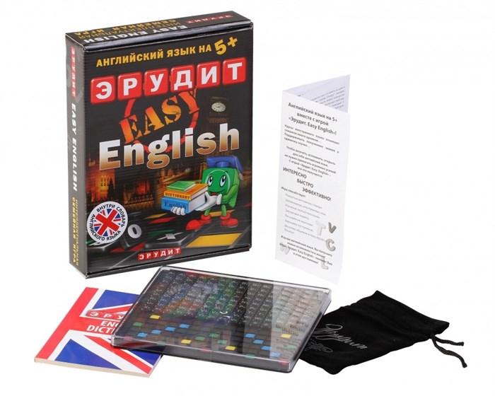 """Эрудит """"Easy English"""" подарочный - фото 26046"""