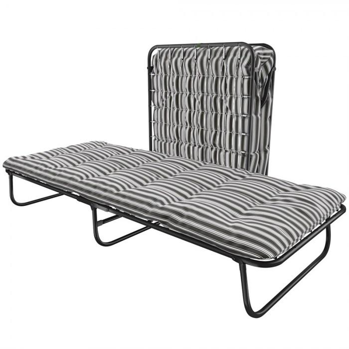 Кровать раскладная Leset 202 с матрасом (раскладушка) 1900x800x425мм - фото 37353