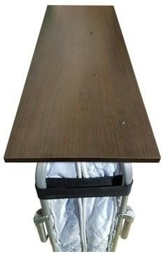 Изголовье для раскладушек №5 венге (700х300мм) - фото 38307