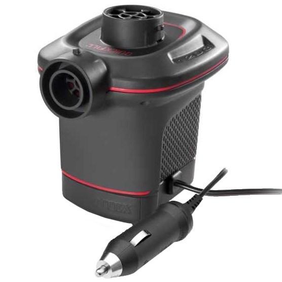 Насос электрический Intex 66636 работает от прикуривателя 12В - фото 44799