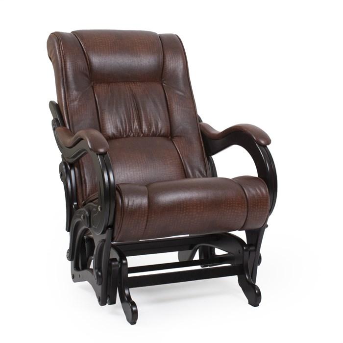 Кресло-глайдер, Модель 78, венге - фото 47832