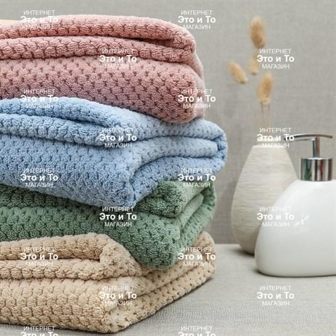 Плед-одеяло из велсофта 140 х 205 - фото 61691