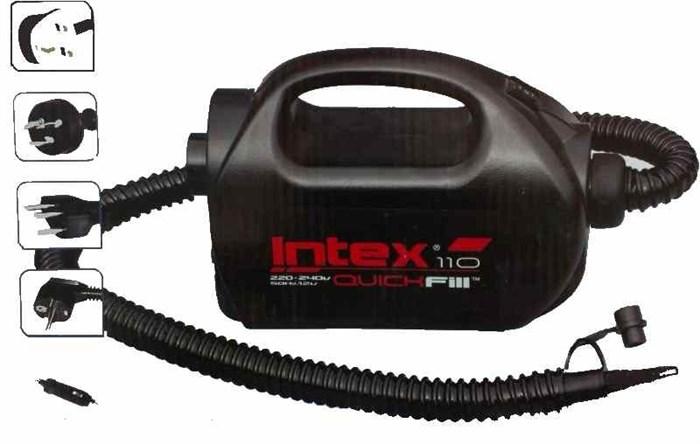 Насос электрический 220/12В Intex 68609 - фото 9190
