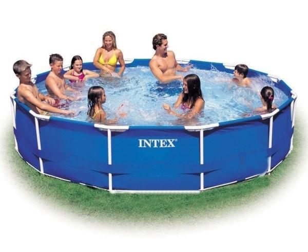 Каркасный бассейн Intex 28210 (366х76см) - фото 9571
