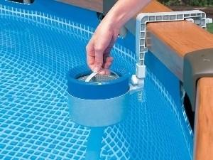 Скиммер для бассейна Intex 28000 - фото 9659