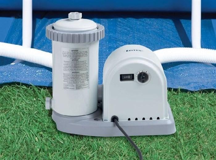 Фильтрующий насос помпа для бассейна (9462 л/ч) Intex 28634 - фото 9682