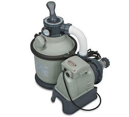 Песочный фильтр насос для бассейна (4000л/ч) Intex 28644 - фото 9683