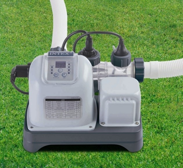 Хлоргенератор для бассейна (26500 л) Intex 28662 - фото 9700