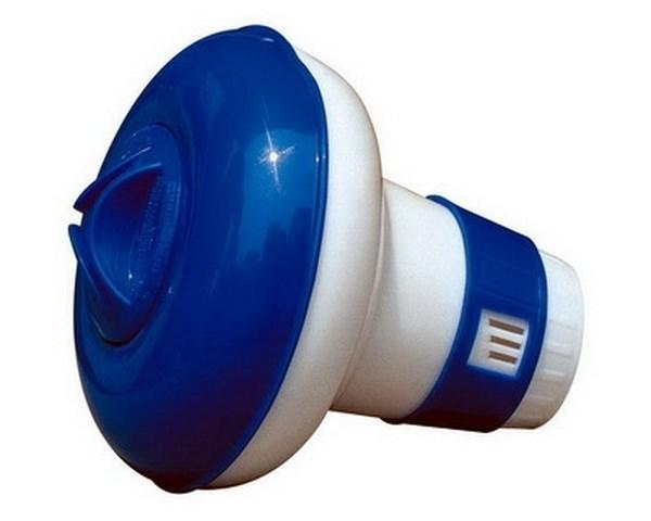 Дозатор плавающий для бассейна (12,5см) 58210 - фото 9720