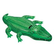Плотик Крокодил (от 3 лет) Intex 58546
