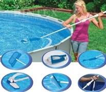 Комплект для чистки бассейна DELUXE 279см Intex 28003