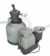 Песочный фильтр насос для бассейна (8000л/ч) Intex 28648