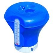 Дозатор-поплавок с термометром для бассейна (18,5см) 58209