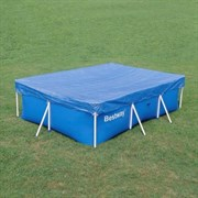 Тент для прямоугольного каркасного бассейна 412х201см BestWay 58232