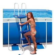 Лестница для бассейна (132см) Intex 28063