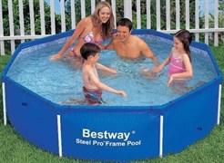 Каркасный бассейн Bestway 56045/56431 (244х61см)