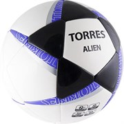 Мяч футбольный TORRES Alien White р.5