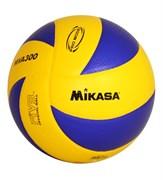 Мяч в/б MIKASA MVA123 р.5, синт. кожа