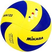 Мяч в/б MIKASA MVA350 р.5, синт. кожа