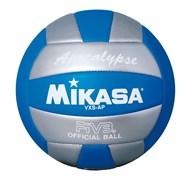Мяч в/б MIKASA VXS-AP Apocalypse пляжный р.5, синт. кожа