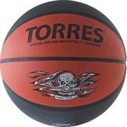 Мяч баскетбольный TORRES Game Over р.7