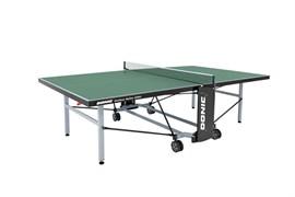 Всепогодный Теннисный стол Donic Outdoor Roller 2000 зеленый