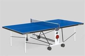 Теннисные столы для помещений Start Line COMPACT LX с сеткой  6042