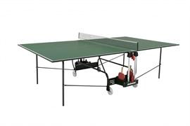 Теннисный стол для закрытых помещений Donic Indoor Roller 400 зеленый
