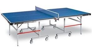 Теннисный стол для закрытых помещений Профессиональный Donic Persson Classic 22 синий