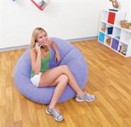 Надувное кресло Intex 68569 (Фиолетовое)