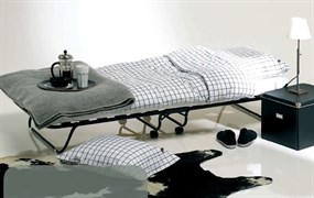 Раскладушка Виктория 800 М с матрасом (кровать раскладная) 1900х800х320мм