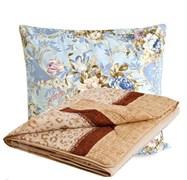Односпальный комплект  (одеяло - 140х205см; подушка - 50х68см)