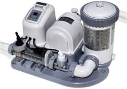 Фильтр насос + хлорогенератор для бассейна (4542л/ч) Intex 28672