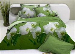"""Постельное белье """"Орхидея"""" 1,5 спальное"""
