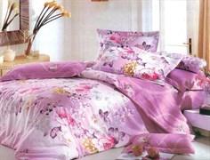 """Постельное белье """"Розовый сад"""" 1,5 спальное"""