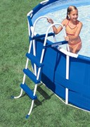 Лестница для бассейна (107см) Intex 58044