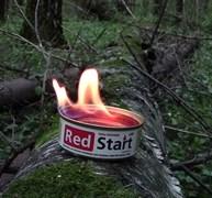 Гель топливо Red Start 3шт по 80мл