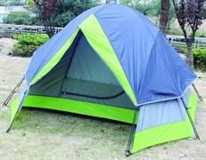 Палатка 2-х мест. Двухслойная TK-121