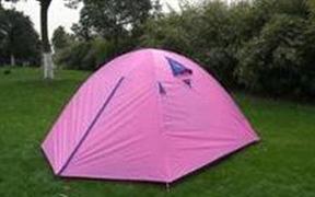 Палатка 2-х местн. двухслойная T-013