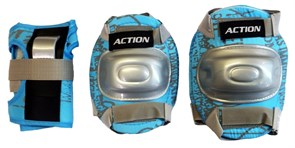 Защита локтя, запястья, колена р. S PW-308B