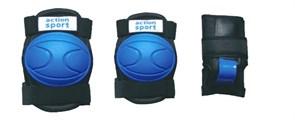 Защита локтя, запястья, колена р.M PW-316B