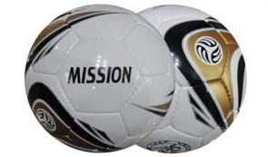 Мяч футбольный ATLAS Mission р.5