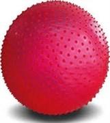 Мяч гимнастический массажный  d-65см (с насосом) GB02