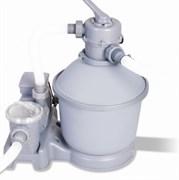 Песочный фильтр насос для бассейна (3785 л/ч) Bestway 58257/58400