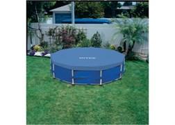 Тент для круглого каркасного бассейна 457см Intex 28032