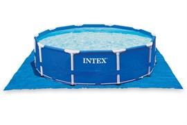 Подстилка для бассейна 472х472см Intex 28048