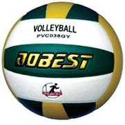 Мяч волейбольный DOBEST PVC038 клеенный р,5